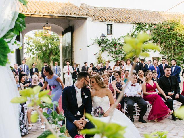 La boda de david y ana en Sevilla, Sevilla 16
