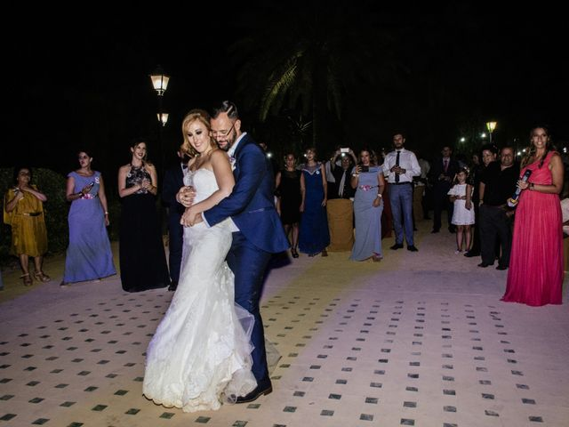 La boda de david y ana en Sevilla, Sevilla 23