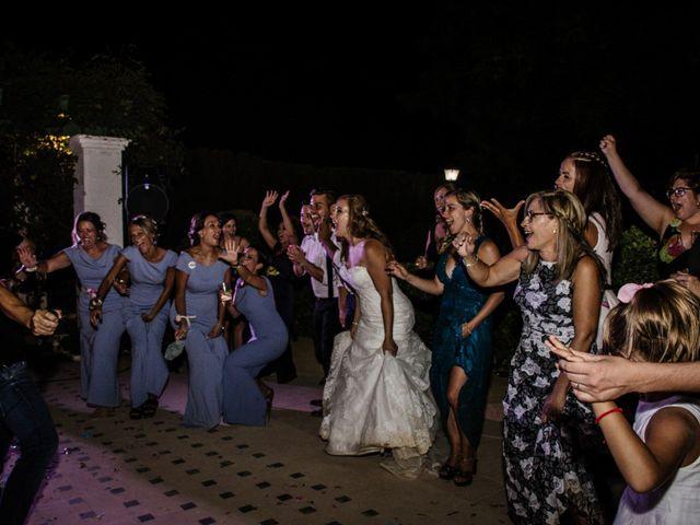 La boda de david y ana en Sevilla, Sevilla 25