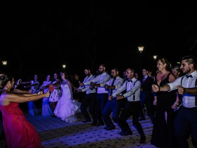 La boda de david y ana en Sevilla, Sevilla 26