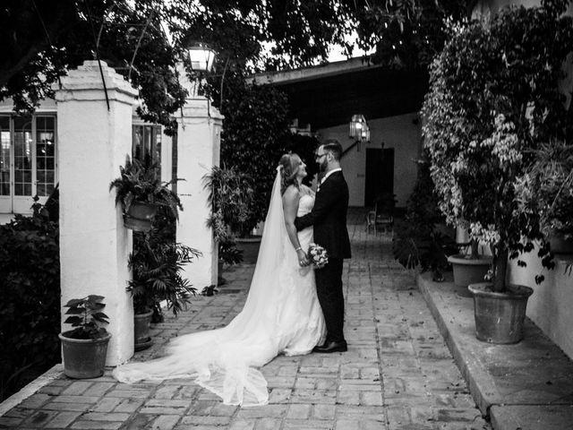 La boda de david y ana en Sevilla, Sevilla 27