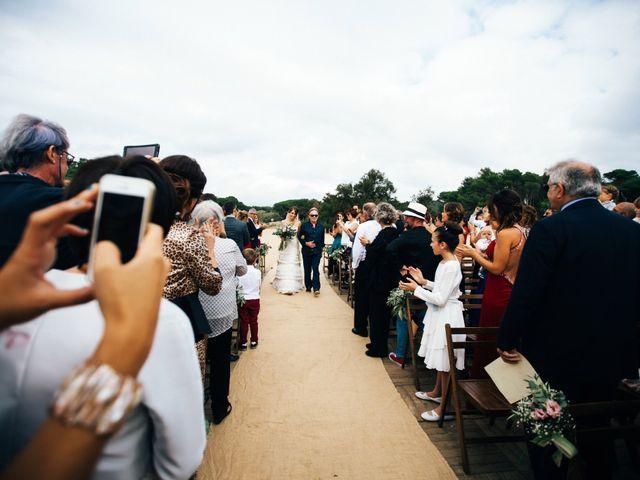La boda de Ignasi y Silvia en Palamos, Girona 10