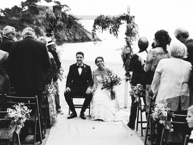 La boda de Ignasi y Silvia en Palamos, Girona 11