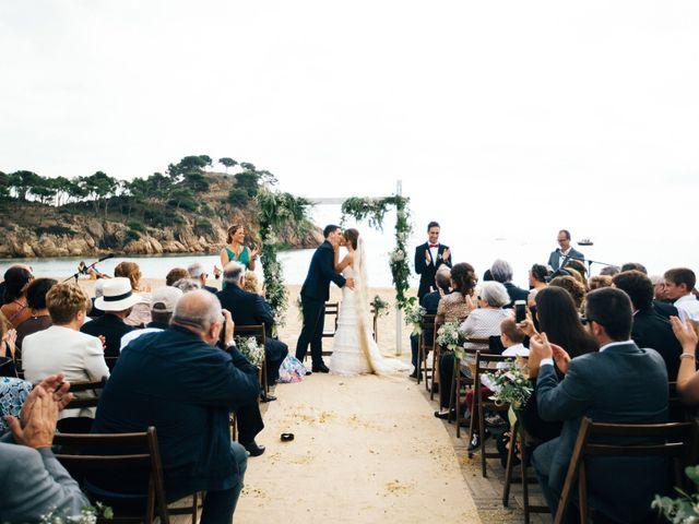 La boda de Ignasi y Silvia en Palamos, Girona 18