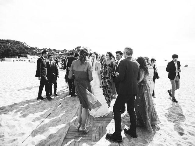 La boda de Ignasi y Silvia en Palamos, Girona 19