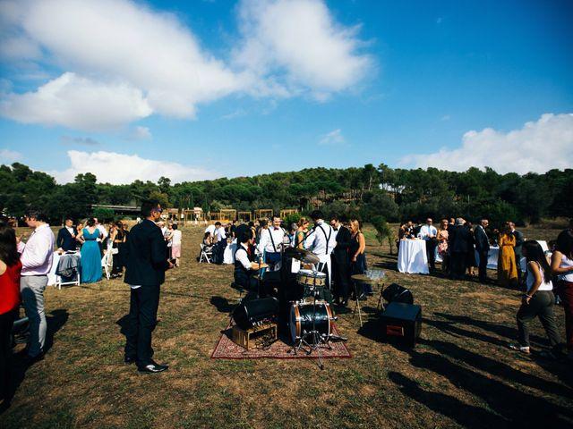 La boda de Ignasi y Silvia en Palamos, Girona 22