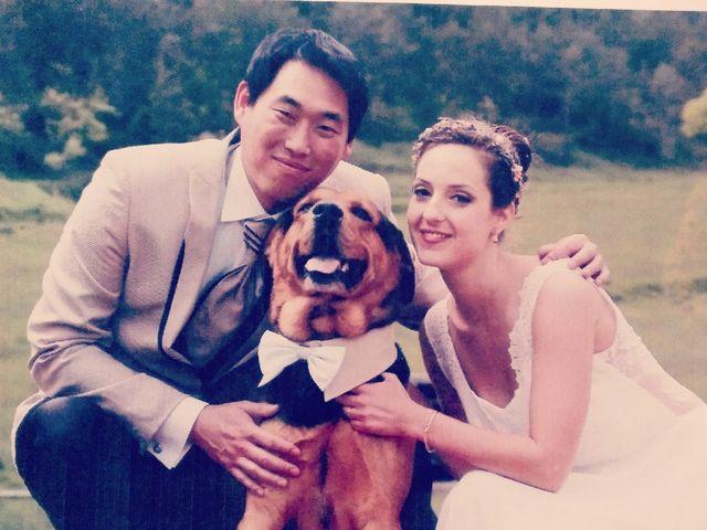 La boda de Iris y Dong Gu