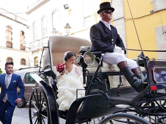 La boda de Daniel y Lorena en Arucas, Las Palmas 11