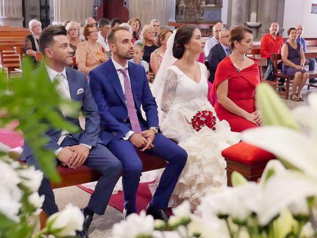 La boda de Daniel y Lorena en Arucas, Las Palmas 12