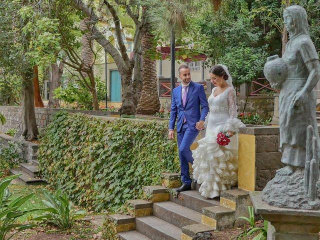 La boda de Daniel y Lorena en Arucas, Las Palmas 14