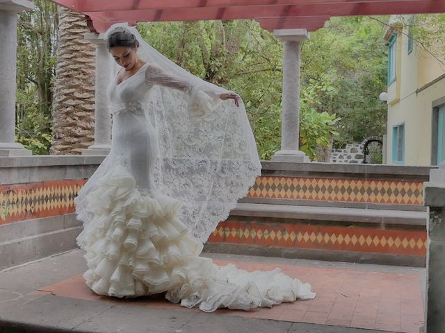La boda de Daniel y Lorena en Arucas, Las Palmas 16