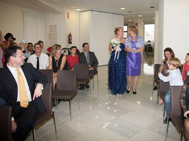 La boda de Eugenio y Christine en Valencia, Valencia 2