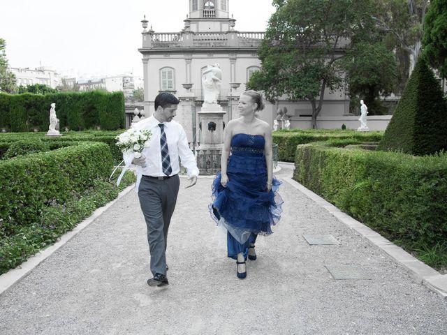 La boda de Eugenio y Christine en Valencia, Valencia 16