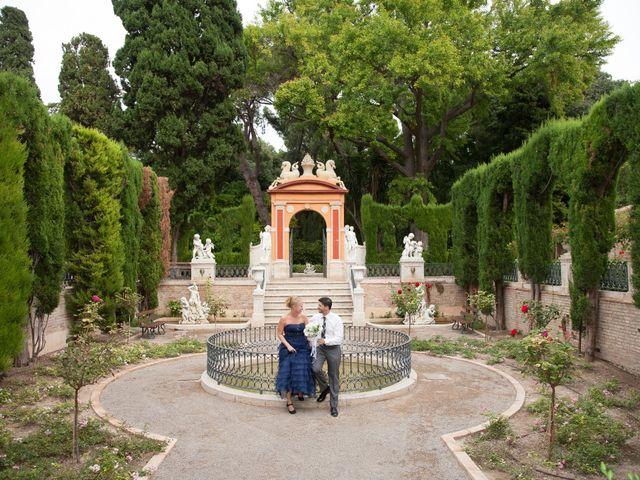 La boda de Eugenio y Christine en Valencia, Valencia 22