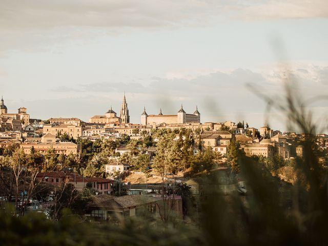 La boda de Sergio y Raquel en Toledo, Toledo 25
