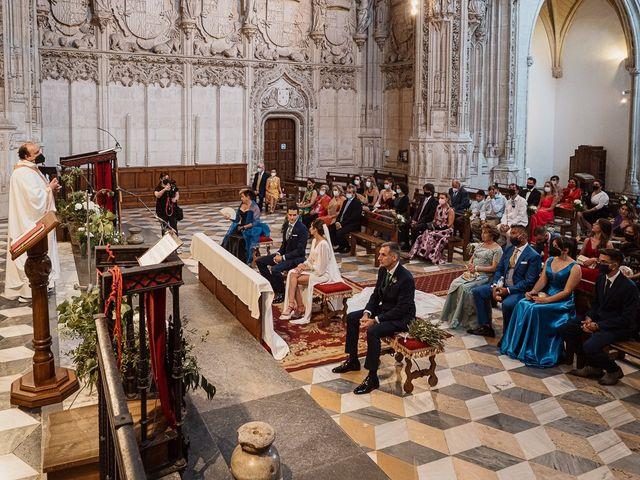La boda de Sergio y Raquel en Toledo, Toledo 17