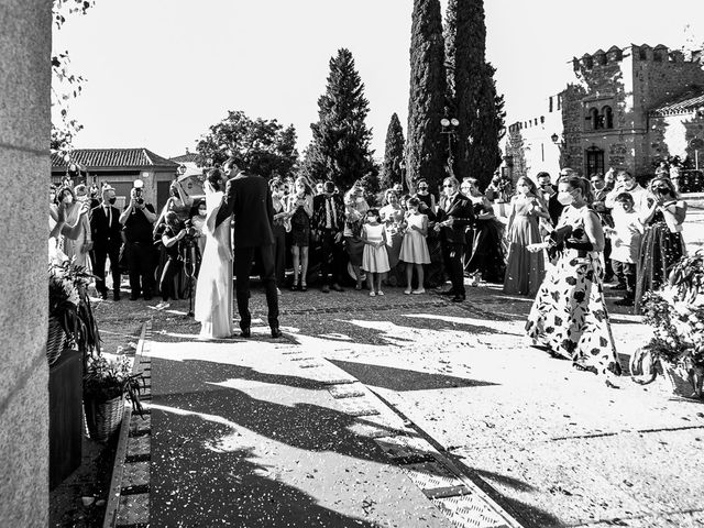 La boda de Sergio y Raquel en Toledo, Toledo 22