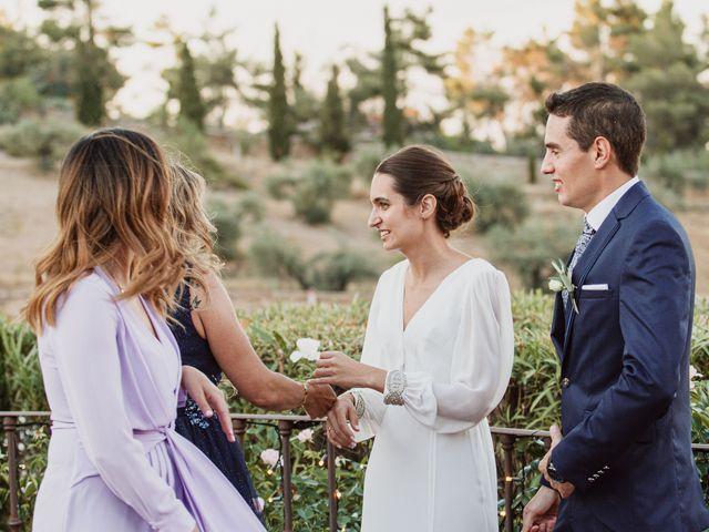 La boda de Sergio y Raquel en Toledo, Toledo 31