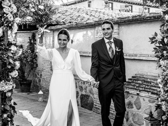 La boda de Sergio y Raquel en Toledo, Toledo 37