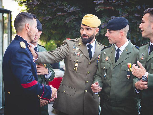 La boda de Javier y Úrsula en El Vellon, Madrid 16