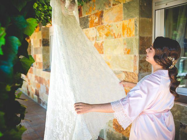 La boda de Javier y Úrsula en El Vellon, Madrid 26