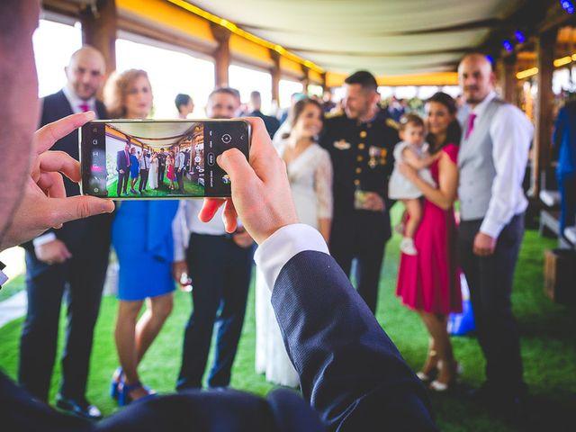 La boda de Javier y Úrsula en El Vellon, Madrid 65
