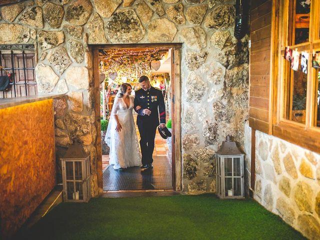 La boda de Javier y Úrsula en El Vellon, Madrid 72