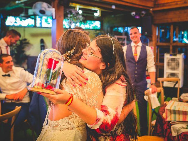 La boda de Javier y Úrsula en El Vellon, Madrid 79