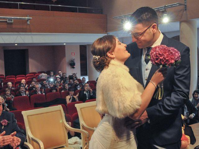 La boda de Kike y Silvia en Alcorcón, Madrid 1