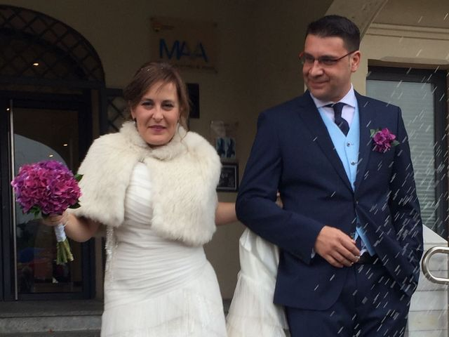 La boda de Silvia y Kike