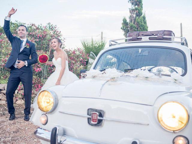 La boda de Fran y Carla en Ciutadella De Menorca, Islas Baleares 7