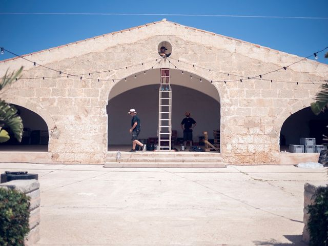 La boda de Fran y Carla en Ciutadella De Menorca, Islas Baleares 10