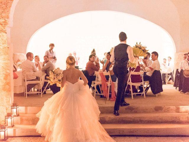 La boda de Fran y Carla en Ciutadella De Menorca, Islas Baleares 14