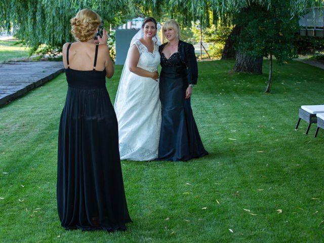 La boda de Jorge y Carolina en Palencia, Palencia 13
