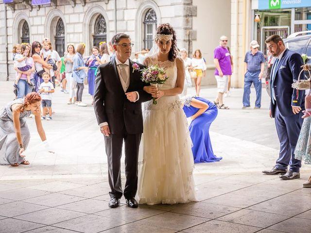 La boda de Imanol y Ana en Santurtzi, Vizcaya 4