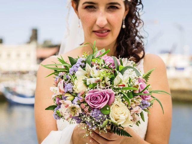 La boda de Imanol y Ana en Santurtzi, Vizcaya 9