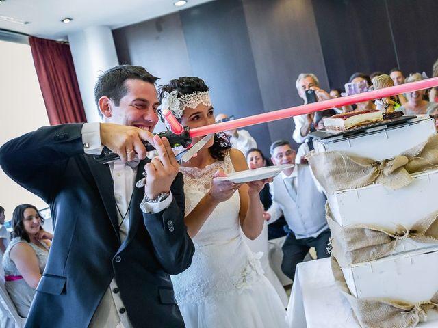 La boda de Imanol y Ana en Santurtzi, Vizcaya 14