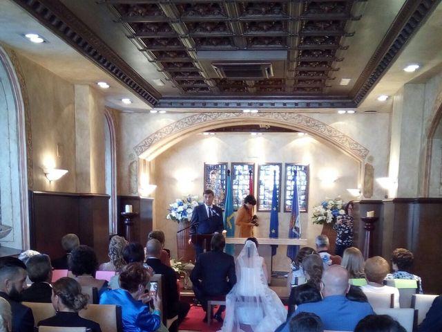 La boda de Miguel y Tamara en Soto Del Barco, Asturias 6