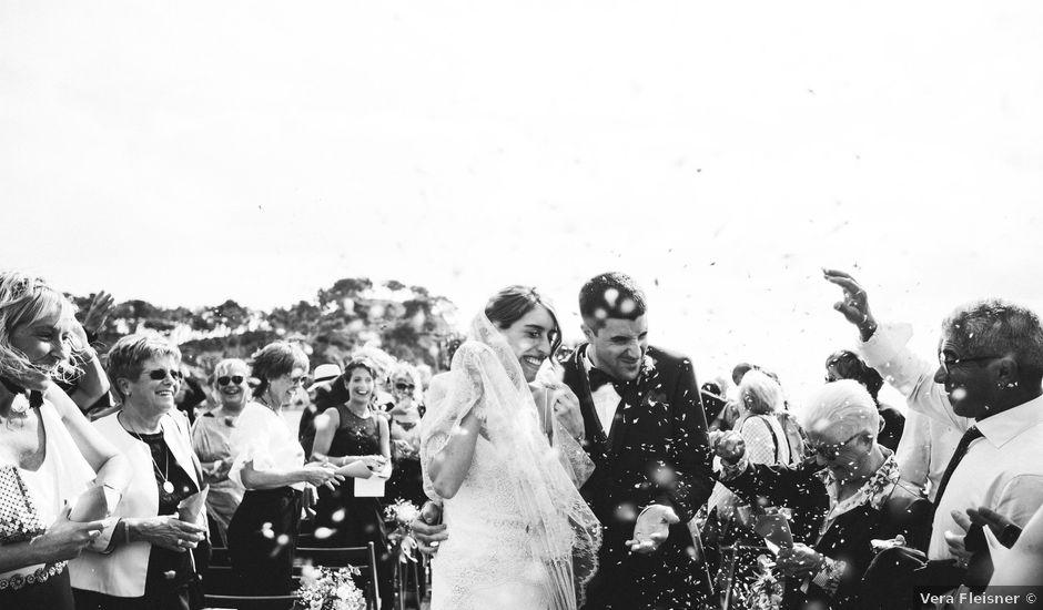 La boda de Ignasi y Silvia en Palamos, Girona