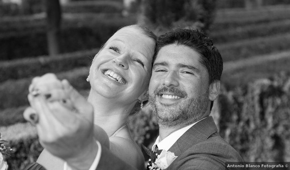 La boda de Eugenio y Christine en Valencia, Valencia