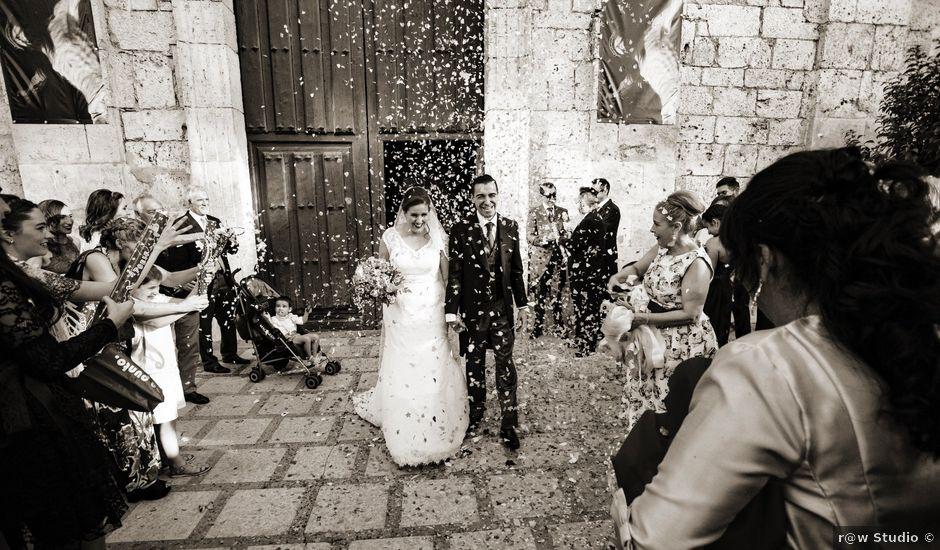 La boda de Jorge y Carolina en Palencia, Palencia