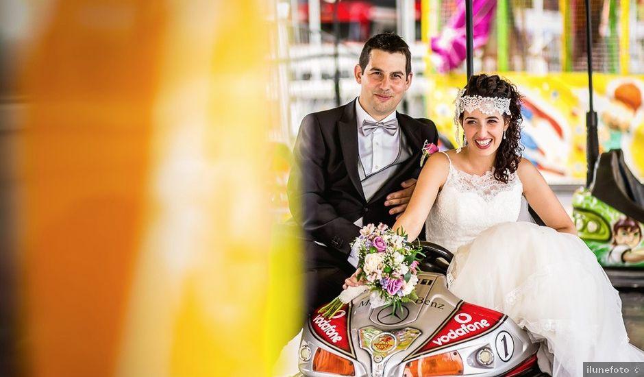La boda de Imanol y Ana en Santurtzi, Vizcaya
