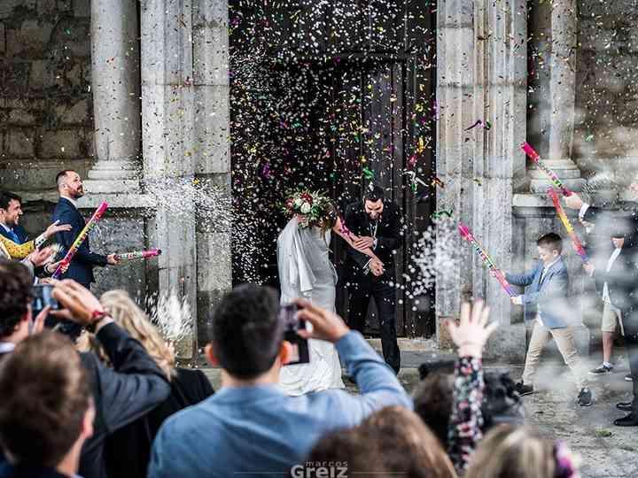 La boda de Isabel y Ivan
