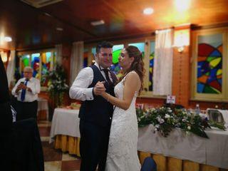 La boda de Silvia  y Juan Pedro 1
