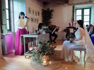 La boda de Iria y Martin 1