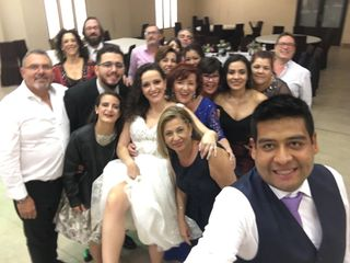 La boda de Teresa y Omar 3