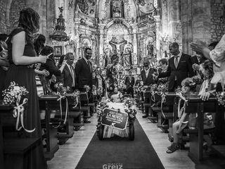 La boda de Isabel y Ivan 2