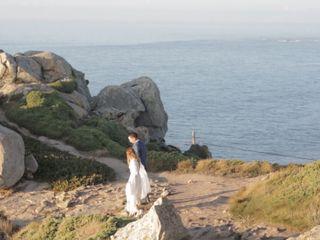 La boda de Vanessa y Ivaán 1