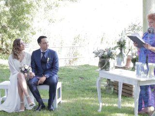 La boda de Vanessa y Ivaán 2