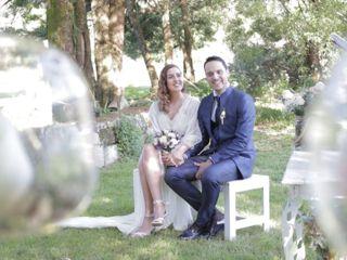 La boda de Vanessa y Ivaán